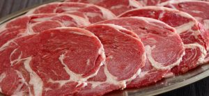 新鮮肉類示意圖