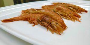 Freezing Shrimp after defrost