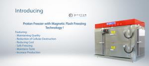 Proton Flash Freezer