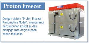 Proton Freezer