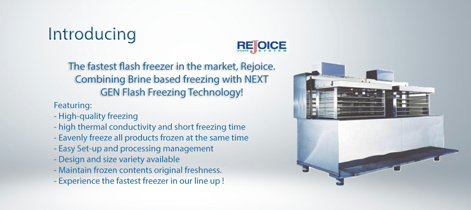 ReJoice Flash Freezer