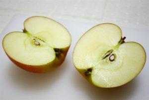 蘋果示意圖