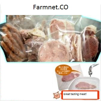 Farmnet Japan CO And Our Re Joice Commercial Flash Freezer