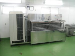 freezer berbasis liquid