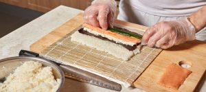 壽司加工廠示意圖