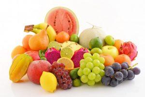 freezer buah