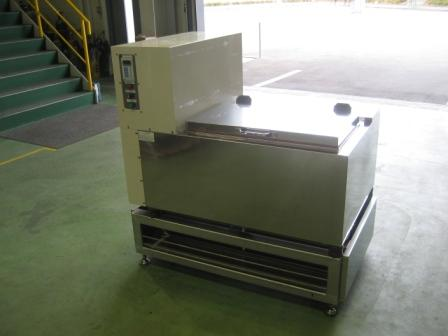 mesin freezer cepat beku