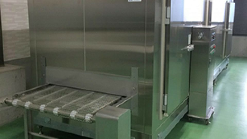 3D freezer industri