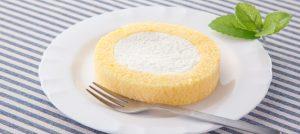 蛋糕捲示意圖