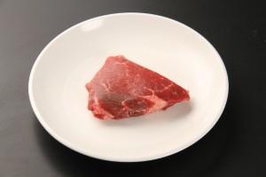 리죠이스 프리져로 쇠고기를 액체동결후 상태