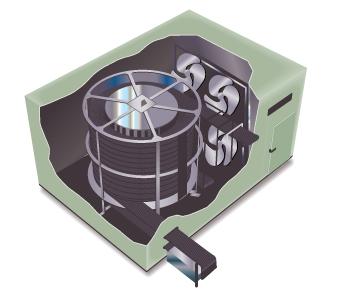 spiral freezer design