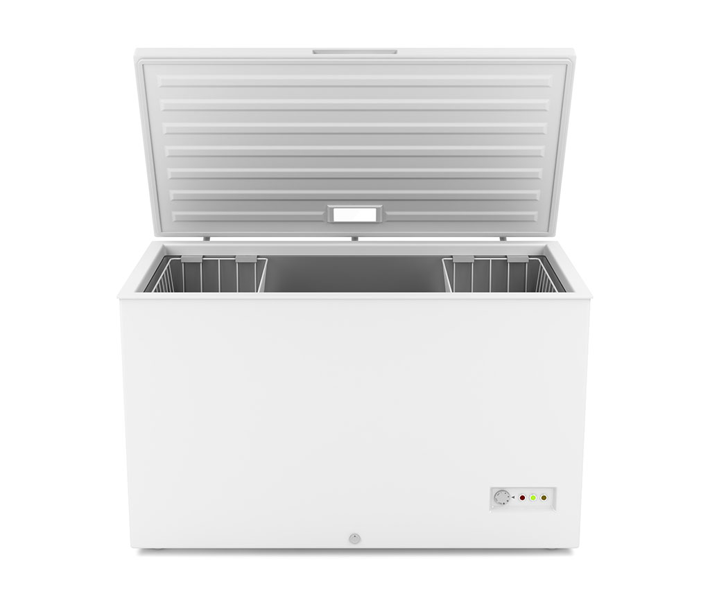 Image of chest freezer