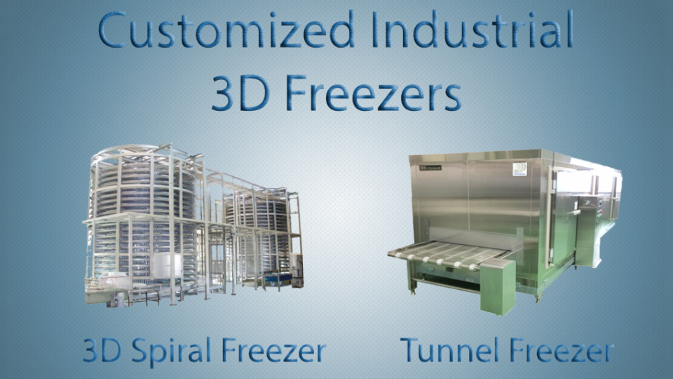 Custom Freezers
