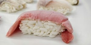 Frozen Salmon Sushi