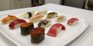 Pre Frozen Sushi 01