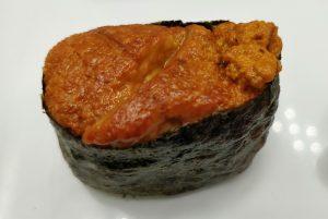Frozen Uni Sushi