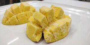 Freezing Mangoes: Out of the freezer