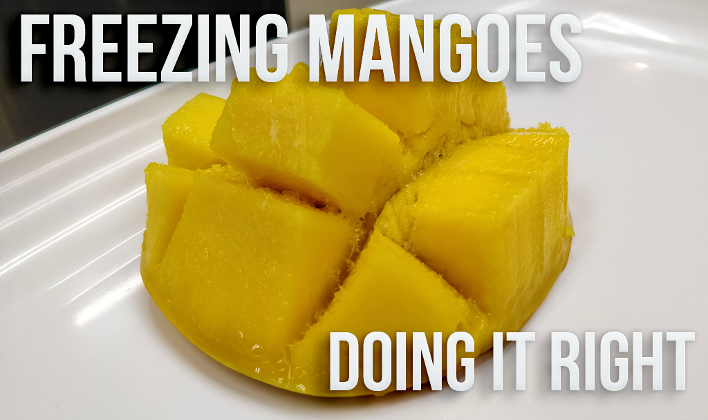 Freezing Mangoes 03