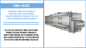 Tunnel Freezer Description