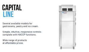 Capital Line Blast Freezer Blast Chiller