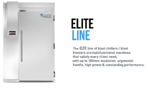 Elite Line Blast Chiller Blast Freezer
