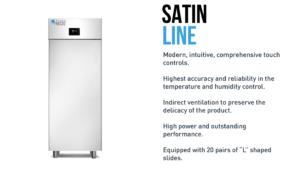Satin Line Blast Chiller Blast Freezer