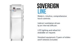 Sovereign Line Blast Freezer Blast Chiller