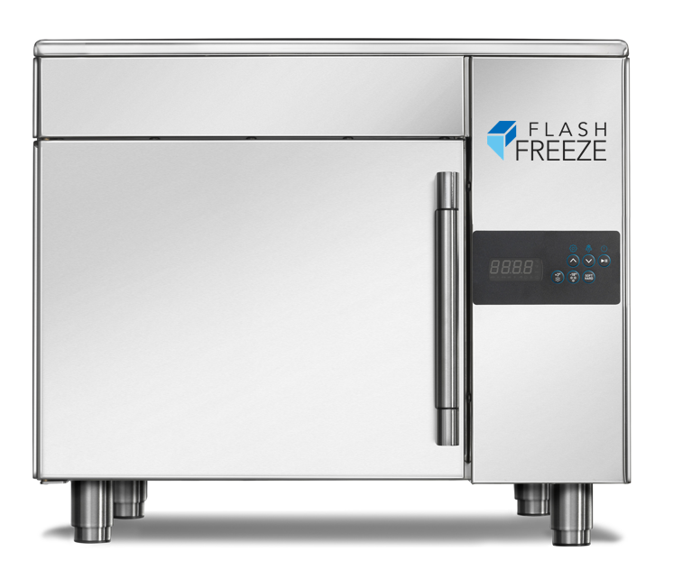 Image of our Exclusive FFJOF ONE Blast Freezer