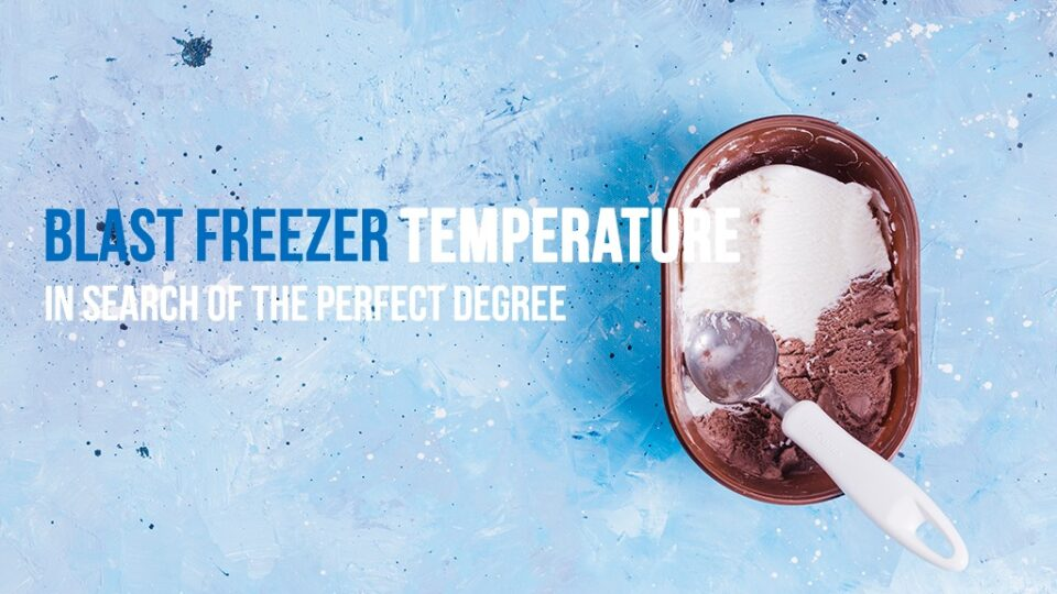 Blast Freezer Temperature