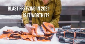 Blast Freezer Supermarket